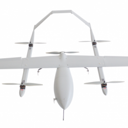 KWT-GX350 Hybrid VTOL Fixed-wing  vertical take-off landing