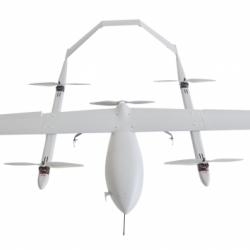 Military Hybrid VTOL Fixed-wing vertical take-off landing