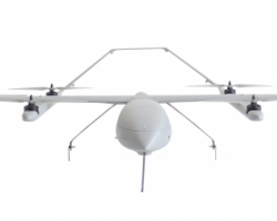 KWT-GX350 Electric VTOL Fixed-wing vertical take-off landin