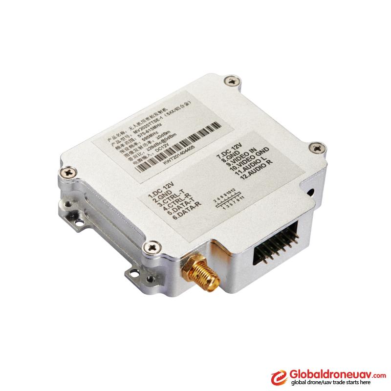 DSC_5451 HD wireless mobile video transmitter on drone