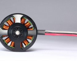 low price high efficiency drone motor 136KV bldc motor