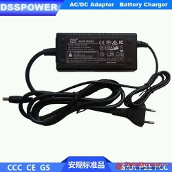 24V charger 25.2V2A li-ion battery charger for UAV