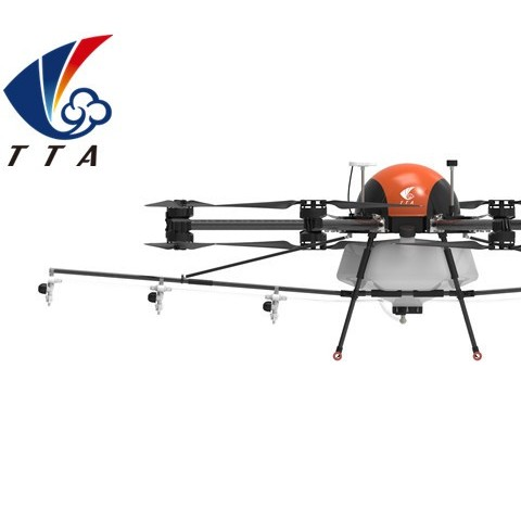 TTA heavy payload RTK system drone for agriculture