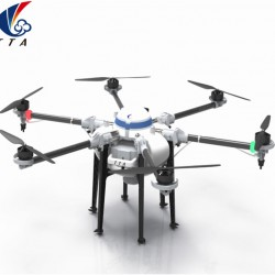 TTA terrain following agriculture drone uav crop sprayer