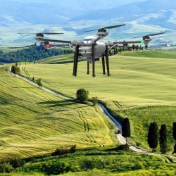 10L agriculture drone UAV crop sprayer drone farm uav
