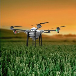 Water Proof Drone Sprayer UAV Pesticide Sprayer Drone