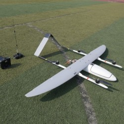 Long Distance VTOL Drone Professional 3D Mapping UAV