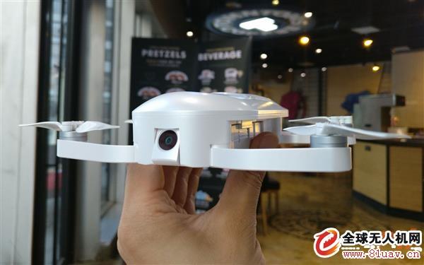 The Picture Show of Zero DOBBY UAV