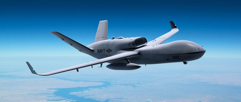 MQ-25 Refueling UAS Features Integrated Fuel Tank Structure