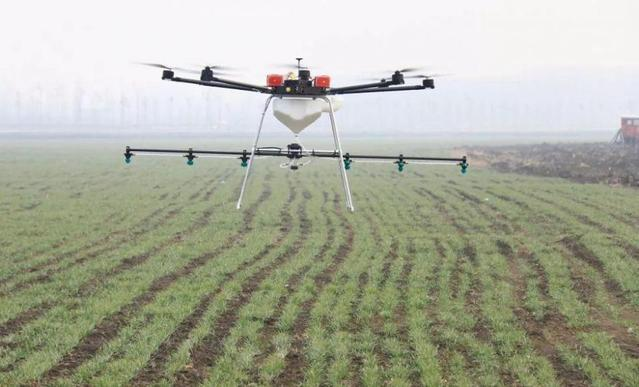 The Agricultural Drone Industry Has Begun to Take off, While What Are You Waiting for?
