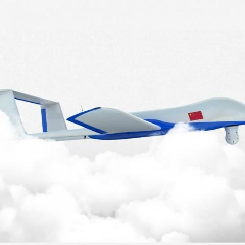 BG-30 Industrial class fixed wing uav