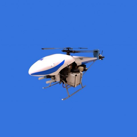 BG-UH35 unmanned helicopter system (UHS)