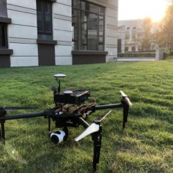 Mobile Air Quality Mapping System  For drone-based & ground-vehicle-based hyper-local air quality ma