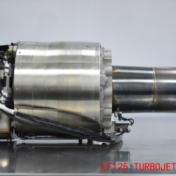 LF125 turbojet engine(bjgfa)