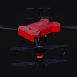 EWZ-S8 Coaxial Multi-Rotor