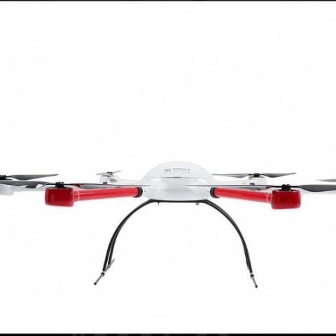 EWZ-D6 Electric Hexacopter
