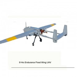 Long range fixed wing drones for sale china 9hours