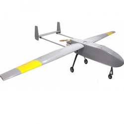 ZAF400 fixed wing land survey aerial photography drone long endurance long range UAV unmanned aerial