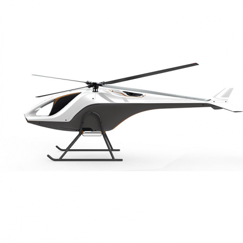 AiD-H85 UAV Helicopter
