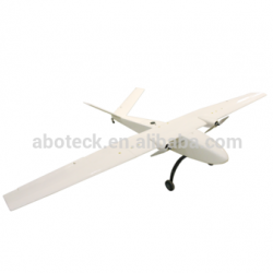 ZAF240 fixed wing land survey aerial photography drone long endurance long range UAV unmanned aerial