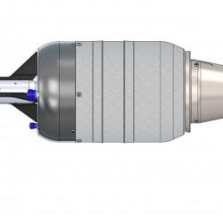 JetCat PRO Turbinen P400 PRO