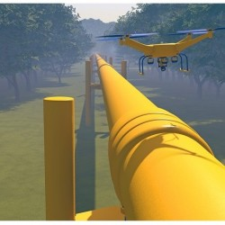 Drone Use in Offshore Oil and Gas Industry