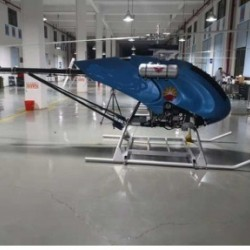 large-duty military unmanned helicopter drone/uav China 01