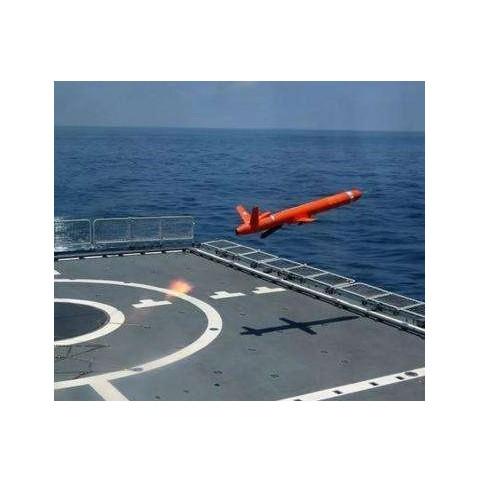 Sea Skimming Target Drone