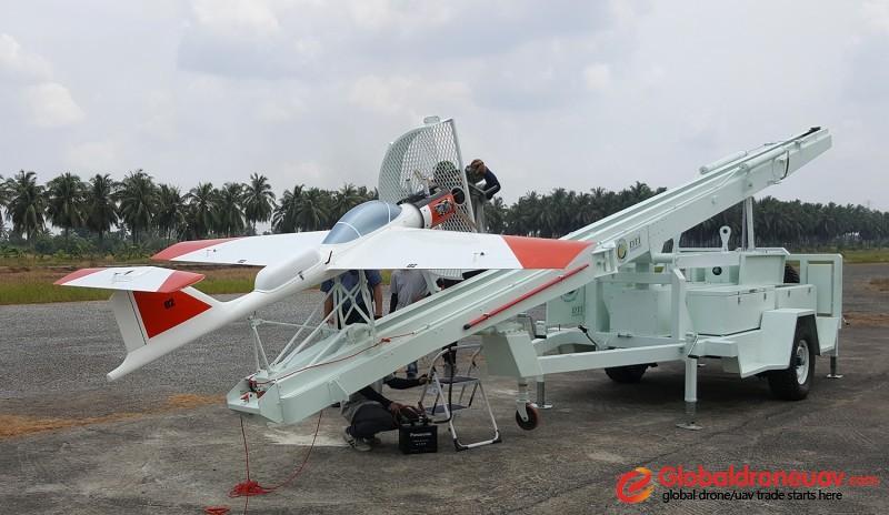 Uav Pneumatic Ejector Rack L-80