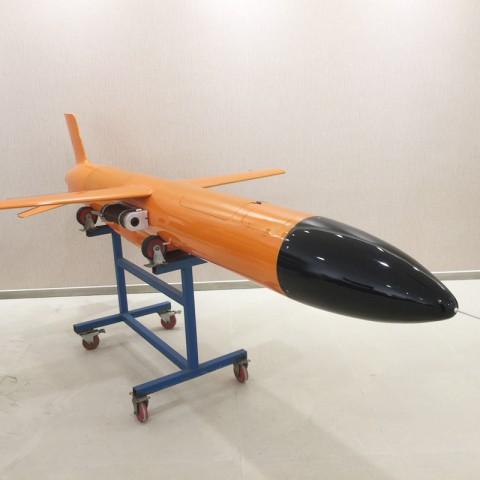 Medium speed target drone 220m/s