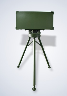 drone detection radar system