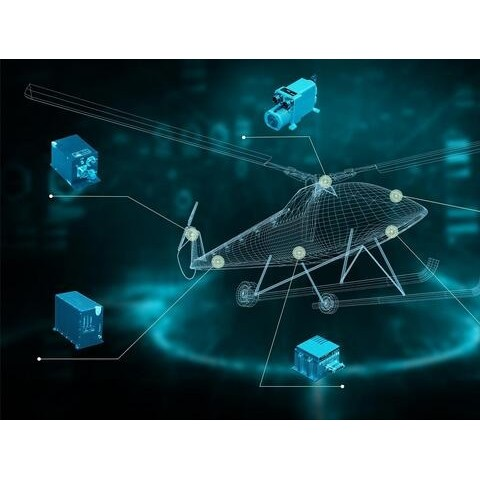 Civil Unmanned Helicopter Flight Control and Management System