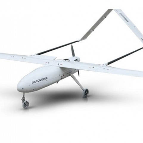 Fixed-wing Vtol Drone Control System