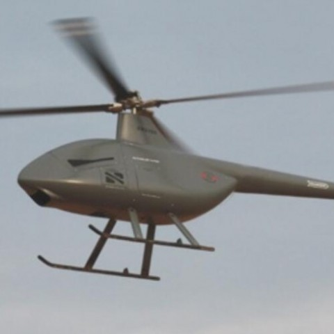 Unmanned Helicopter Flight Control System