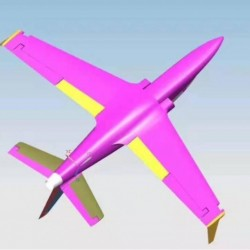 Red Eagle High Speed Target Drone