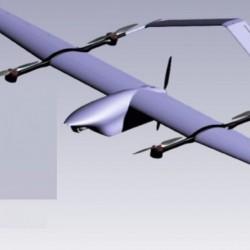Xiang Yi CSC-005 VTOL Fixed-Wing Drone