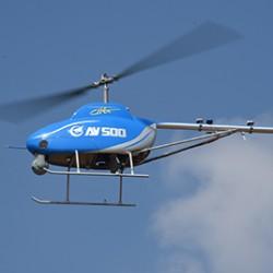 AV500 Unmanned helicopter