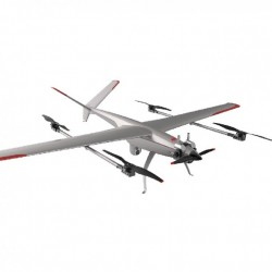 The oil electricity hYbid composite wing drone G30