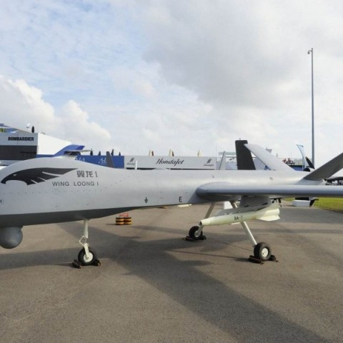AVIC Wing loong Ⅰ (Medium-Altitude Long-Endurance UAV)
