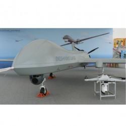 BZK-005E Multirole Medium-Altitude Long-Endurance UAV