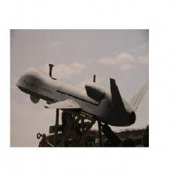 Sky Saker FX500 High Altitude and High Speed Reconnaissance UAV