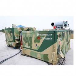 Low Altitude Air Defense System Laser guards