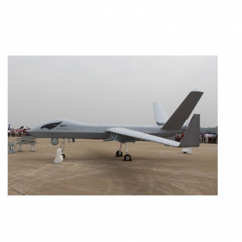 wing loong ii uav(Medium-Altitude Long-Endurance