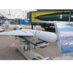 ASN-301 Anti-Radiation Radar Loitering Munition Suicide Drone System