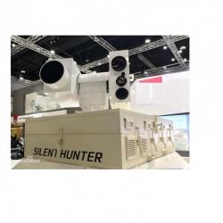 Silent Uunter Anti Drone Laser Weapon Developed
