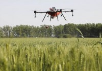 "Drone And Robot Come In Great Use Agriculture ""Black Science And Technology"" Become Youth"