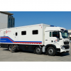 Mobile Medical--P2+Mobile Biosafety Laboratory Vehicle