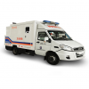 Mobile Medical--Disinfection Vehicle